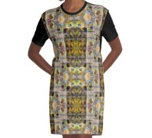 THE MASTERS CARPET Graphic T-Shirt Dress