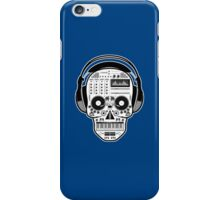 DJ Sugarskull iPhone Case/Skin