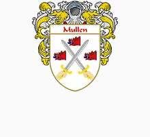 Mullen Coat of Arms/Family Crest Unisex T-Shirt