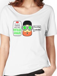 Nostalgia Goggles Women's Relaxed Fit T-Shirt