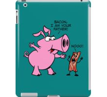 Bacon, I Am Your Father iPad Case/Skin