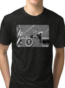 Long may he reign.... Tri-blend T-Shirt
