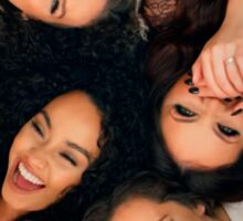 "Little Mix ""Hair"" End Screen Sticker"