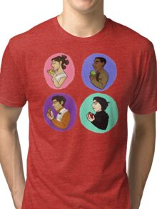 Force Kids With Food Tri-blend T-Shirt
