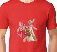 HERE COMES TEAM CHARM Unisex T-Shirt