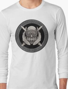Special Operations Diver Long Sleeve T-Shirt