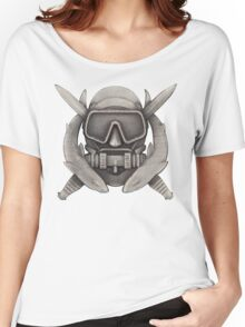 Spec Ops Diver Women's Relaxed Fit T-Shirt