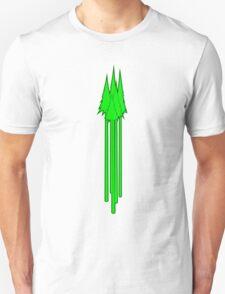 Tall Pines Green Unisex T-Shirt