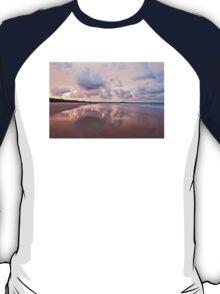 Mirror on Main Beach T-Shirt