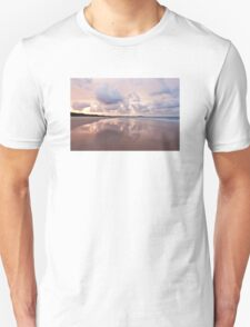 Mirror on Main Beach Unisex T-Shirt
