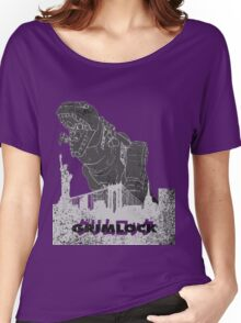 Grimlock Women's Relaxed Fit T-Shirt