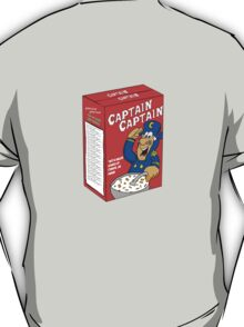 Captain Captain Cereal T-Shirt