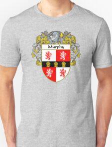 Murphy Coat of Arms/Family Crest Unisex T-Shirt