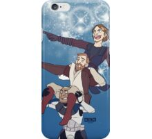 Not again with Anakin's bullshit iPhone Case/Skin