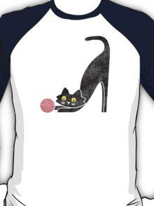 The curious cat T-Shirt