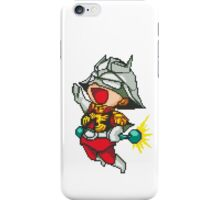 Char Aznable iPhone Case/Skin