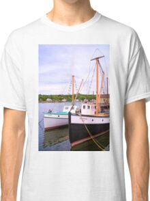 Rafted Together At The Seaport Classic T-Shirt