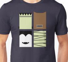 Minimal Monster Mash Unisex T-Shirt