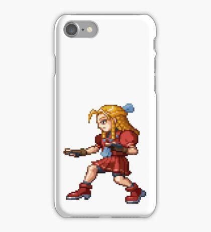 Karin - Street Fighter Sprite iPhone Case/Skin