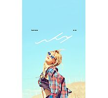 Girls' Generation (SNSD) Taeyeon - Why Photographic Print