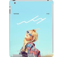 Girls' Generation (SNSD) Taeyeon - Why iPad Case/Skin