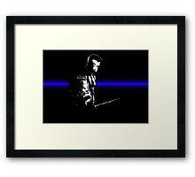Spartan Police Framed Print