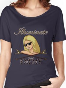 League Of Legends: Lux - Illuminate The Enemy Women's Relaxed Fit T-Shirt