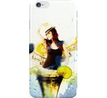 Minka Kelly - Cocktail iPhone Case/Skin