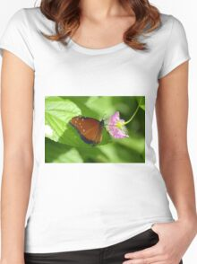 Butterfly 15 Women's Fitted Scoop T-Shirt