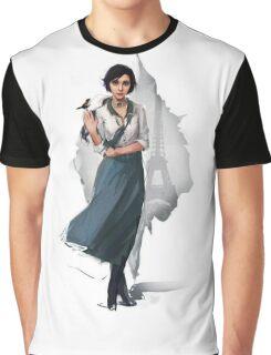 Elizabeth (Bioshock Infinite) Graphic T-Shirt