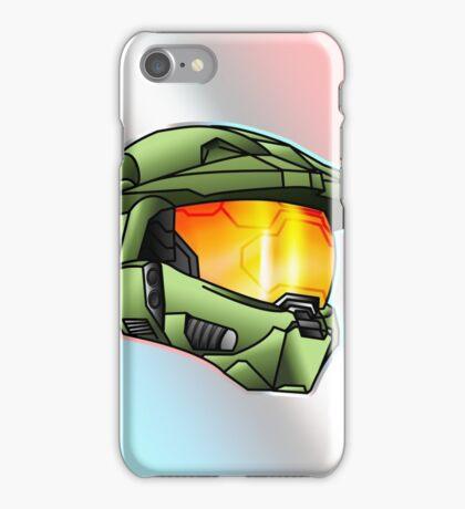 Stylised Spartan iPhone Case/Skin
