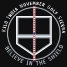 Kilo India November Golf Sierra by David Bankston