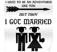 Skyrim Marriage Poster