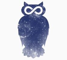 Cosmic owl II Kids Clothes