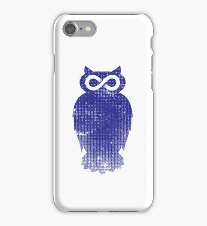 Cosmic owl II iPhone Case/Skin