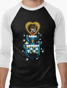 it's a small kingdom Men's Baseball ¾ T-Shirt