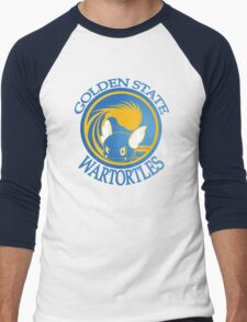 Golden State Wartortles Men's Baseball ¾ T-Shirt