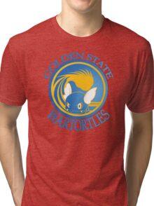 Golden State Wartortles Tri-blend T-Shirt