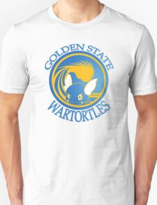 Golden State Wartortles Unisex T-Shirt