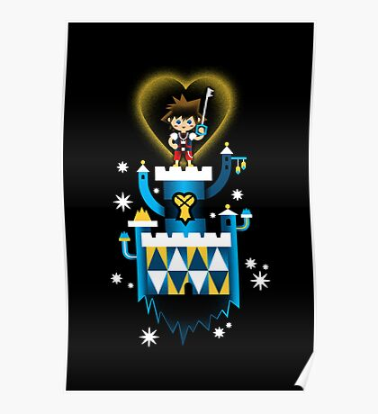it's a small kingdom Poster
