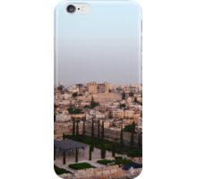 Jerusalem View  iPhone Case/Skin