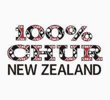 100% CHUR New Zealand by piedaydesigns