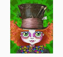 "Johnny Depp as Mad Hatter in Tim Burton's ""Alice in Wonderland"" Unisex T-Shirt"