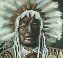 Indian Chief by Heidi-Clifton
