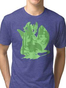 Shadow Dragon Tri-blend T-Shirt