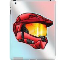 Stylised Spartan Red iPad Case/Skin