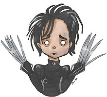 Edward Scissorhands by MonikaSpook13