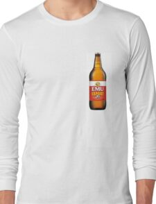 Emu export for West aussies  Long Sleeve T-Shirt