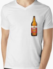 Emu export for West aussies  Mens V-Neck T-Shirt