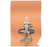King Naruto Poster